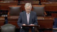 Senate Majority Leader Resists Pressure to Cut Senate Recess Short