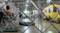 Touring a Texas Migrant Facility