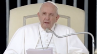 Pope Francis: The Sick are 'Not Disposable'