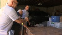 Knights of Columbus Provide Relief to Survivors of Hurricane Dorian