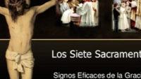 Los sacramentos y su significado