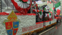 Mother Cabrini to be Honored on Float at Columbus Day Parade