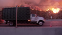 Officials Issue Evacuation Orders and Warnings as California Fires Continue
