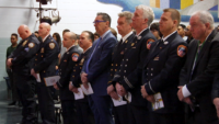 Thanksgiving for Heroes – First Responders Inspire Catholic Students