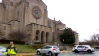 Attack at Washington Basilica Leaves Two Security Guards Injured