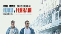 60 Second Review – 'Ford V Ferrari'