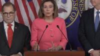 Pelosi Announces Impeachment Managers Ahead of Senate Trial