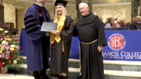 Top of Class: Bosnian Refugee Named St. Francis College Valedictorian