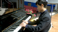 Catholic Teen Is a Piano Prodigy and Composer
