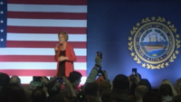 Presidential Candidates Prepare to Take the Stage in New Hampshire