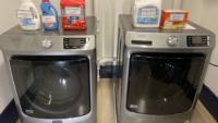 Catholic Charities Donates Washer/Dryer to Public School