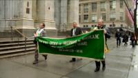 St. Patrick's Day Celebration Marches On Despite Coronavirus Concerns