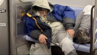 MTA Workers Forced to Dodge Blood, Urine During Shifts as COVID-19 Drives NYC Homeless Underground