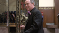 Father Kevin Sweeney Goes High Tech to Get Acquainted With the Priests and Parishioners of Paterson