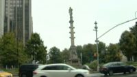 Statues Are Coming Down Across America. Is New York's Columbus Circle Next?