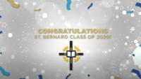 St. Bernard Catholic Academy's Class of 2020 From NET TV Honors the Graduates of 2020
