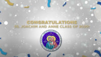 SS. Joachim and Anne Catholic Academy's Class of 2020 From NET TV Honors the Graduates of 2020