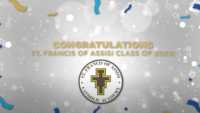 St. Francis of Assisi's Class of 2020 From NET TV Honors the Graduates of 2020