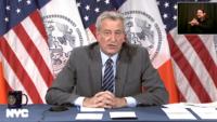 Mayor Blames Coronavirus Fallout as Gun Violence Surges in NYC
