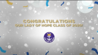 Our Lady of Hope Class of 2020 from NET TV Honors the Graduates of 2020