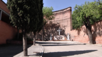 Archdiocese of Madrid Builds Burial Structure for Coronavirus Victims' Remains