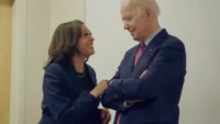 Vice Presidential Candidate Kamala Harris Says She's 'Ready to Go to Work'