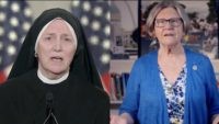 Two Religious Sisters, Two Conventions