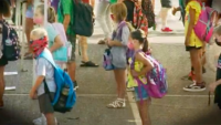 Back-to-School, Including Virtually, Begins for Millions of American Students