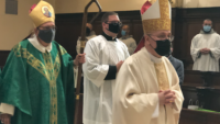 Brooklyn Auxiliary Bishop James Massa Is Installed as Rector of St. Joseph's Seminary