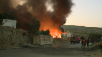 Following Fire at Lesbos Refugees Camp, Thousands Are Still Without Shelter