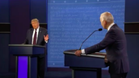 Breaking Down the Talkback in the First Presidential Election Debate