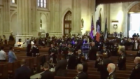 NYPD Memorial Mass Remembered Officers Lost to COVID