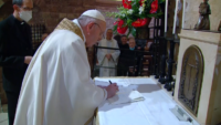 Pope Francis Urges Human Fraternity Will Lead to Peace in New Encyclical