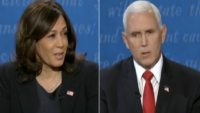 Vice Presidential Debate Was 'More Policy Than Personality,' Says Political Science Professor