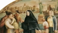 Honoring Mother Cabrini in Battery Park: Remembering the Catholic Saint's Compassion for All People
