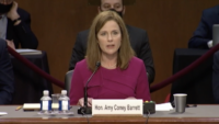 Amy Coney Barrett Faces Senate Judiciary Committee During Supreme Court Confirmation Hearing
