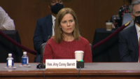Supreme Court Nominee Amy Coney Barrett Questioned on Catholic Faith and Decision Making