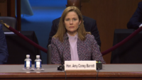 Lindsey Graham Highlights Amy Coney Barrett's Faith, Pro-Life Views at SCOTUS Confirmation Hearings