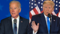 Biden Hopeful on Heading to White House, Trump Claims Fraud With Presidential Election Undecided