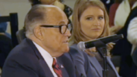 Rudy Giuliani Holds Hearing in Arizona, Claiming Election Fraud Allegations in the State