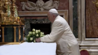 Say 'No' to Sin, 'Yes' to Grace, Pope Francis Says on Immaculate Conception Feast