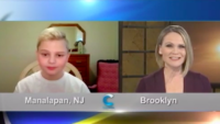 New Jersey Teen Creates Care Packages For First Responders, Says It's Important to Help Others