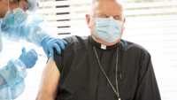 Archbishop Thomas Wenski Shares Why He Opted to Get the COVID Vaccine