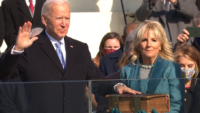 An Inauguration Day Like No Other: Joe Biden Takes Oath of Office