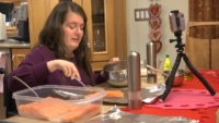Catholic High School Student Turns Quarantine Cooking Hobby Into Fundraiser for Rare Diseases