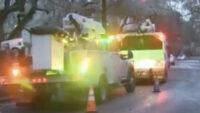 Houston Catholics Struggle With Historic Storm, Power Outages