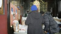 St. Matthew Group of Hope Gives Away Groceries as Part of Lenten Promise