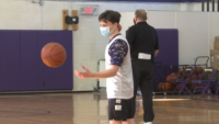 Catholic School Basketball Player Moves Mountains to Continue Playing the Game He Loves