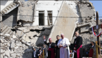 Pope's Historic Trip Marks Peaceful Step Towards Security and Unity in Iraq