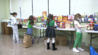 St. Mel's Catholic Academy Helps Flushing Recover From Pandemic Food Insecurity During Lent